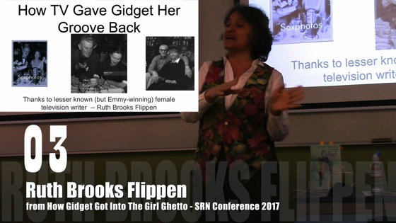03 Ruth Brooks Flippen from How Gidget Got Into the Girl Ghetto - Dr. Rosanne Welch - SRN Conference 2017