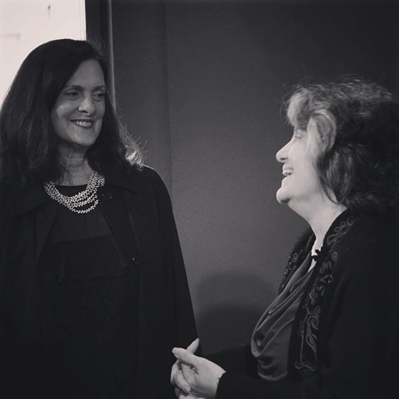 Kate Fuglei and Dr. Rosanne Welch - The Mentoris Project Book Launch Party And Reading