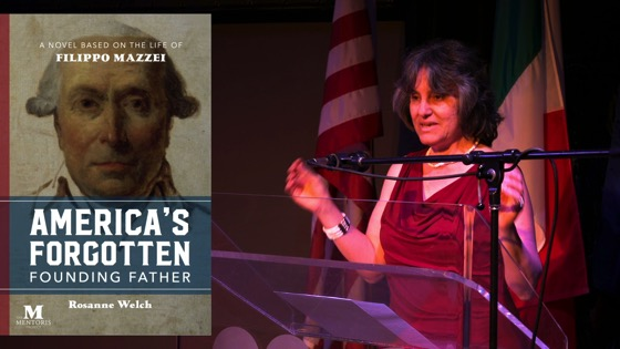 A Reading from America's Forgotten Founding Father Dr. Rosanne Welch - The Mentoris Project