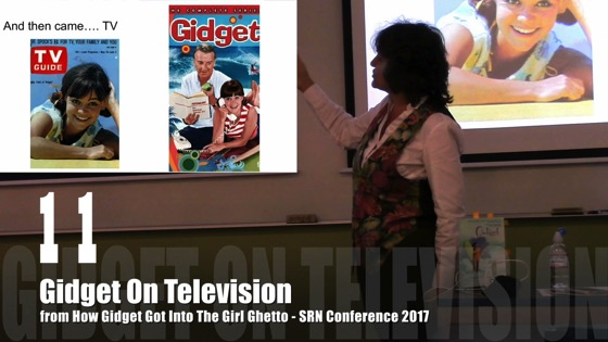 11 Gidget On Television from How Gidget Got Into the Girl Ghetto [Video] (0:58) - Dr. Rosanne Welch - SRN Conference 2017