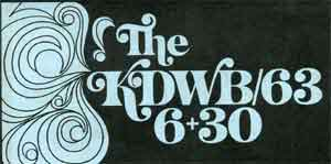 From The Research Vault: KDWB Radio Tapes from Radio Tapes, August 8, 1967