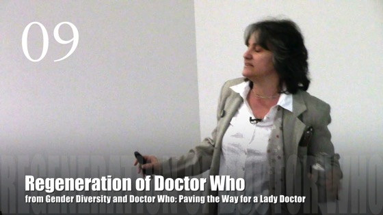 09 Regeneration of Doctor Who from Gender Diversity in the Who-niverse
