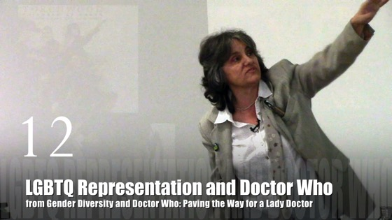 12 LGBTQ Representation and Doctor Who from Gender Diversity in the Who-niverse