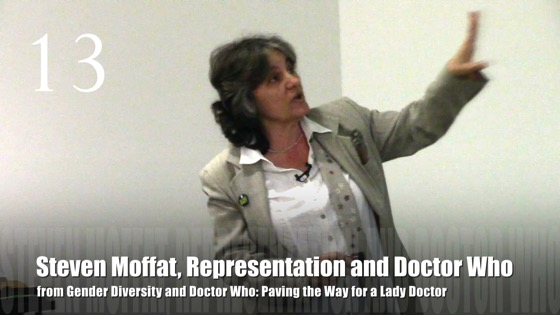 13 Steven Moffat, Representation and Doctor Who from Gender Diversity in the Who-niverse