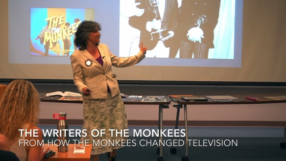 02 The Writers of The Monkees from How The Monkees Changed Television with Rosanne Welch, PhD