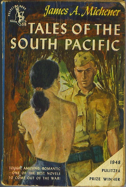 Tales south pacific cover