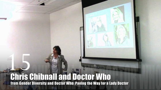 15 Chris Chibnall and Doctor Who from Gender Diversity in the Who-niverse [Video] (0:54)