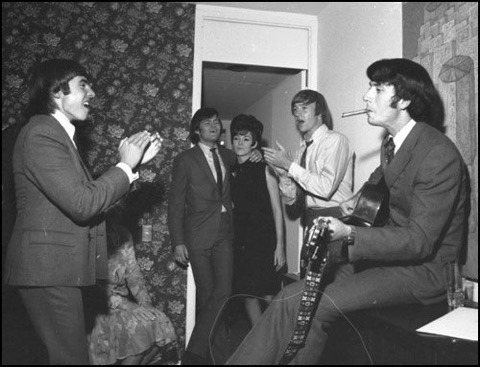 More on the Monkees: Behind the Scenes with the Monkees