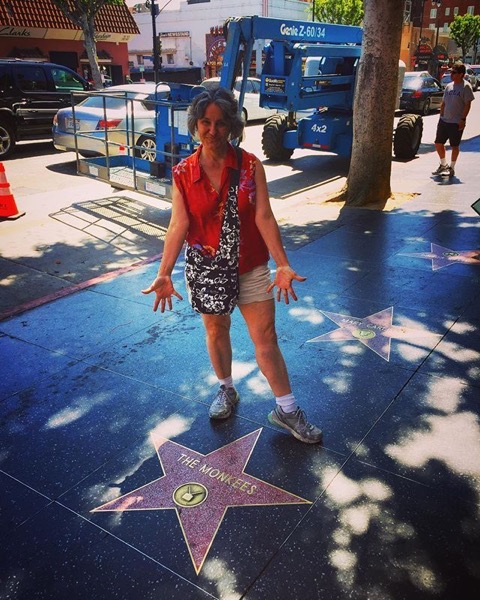 Hey, Hey, It's The Monkees! on Hollywood Walk Of Fame