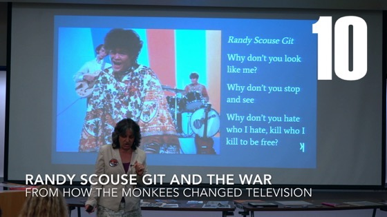 10 Randy Scouse Git and the War from How The Monkees Changed Television