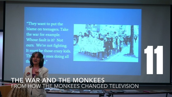 11 The War and The Monkees from How The Monkees Changed Television [Video] (0:53)