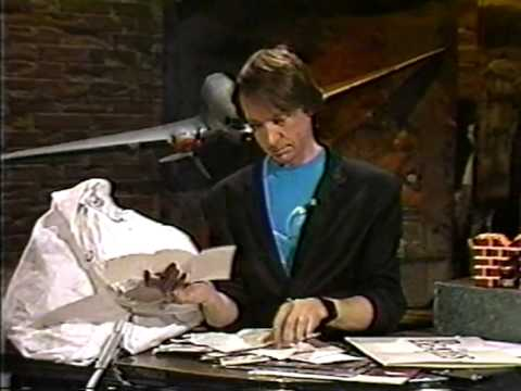 More on the Monkees: Peter Tork is VJ on MTV 4th May 1986