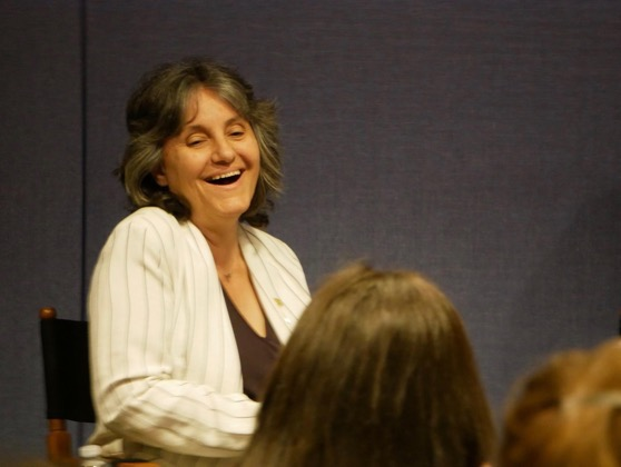 Rosanne Moderates the Women Comedy Writers Panel for the Writers Guild Foundation and Stephens College