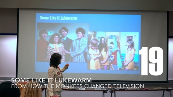 19 Some Like It Lukewarm from How The Monkees Changed Television [Video] (1:10)