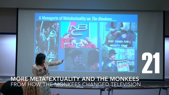 21 More Metatextuality and The Monkees from How The Monkees Changed Television [Video] (0:58)