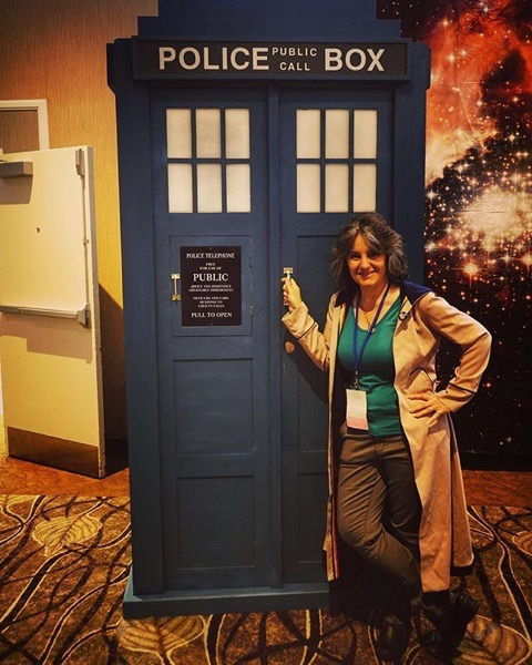 The Doctor Is In! via Instagram