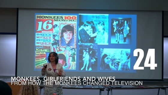 24 Monkees, Girlfriends and Wives from How The Monkees Changed Television [Video] (1:00)