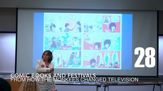 28 Comics and Festivals from How the Monkees Changed Television [Video] (1:00)