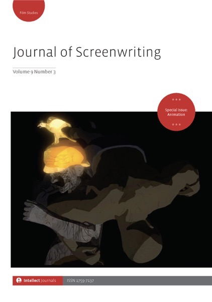 Journal of Screenwriting Volume 9 Issue 3 Now Available!