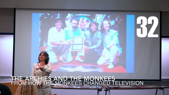 32 The Archies and The Monkees from How the Monkees Changed Television