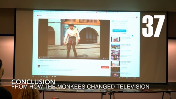 37 Conclusion from How the Monkees Changed Television [Video] (1 minute 23 seconds)