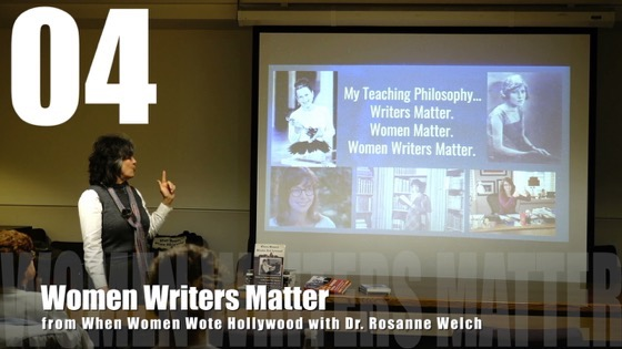 04 Women Writers Matter from