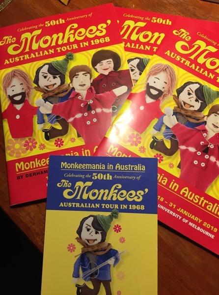 More On The Monkees: Monkeesmania in Australia