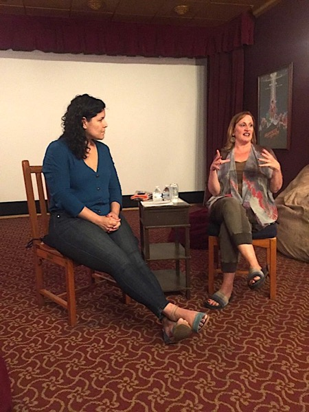 Screenwriter/Producer Cindy Chupack Interviewed at Stephens College MFA in TV and Screenwriting Workshop for