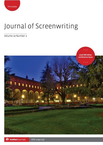 Stephens College MFA in TV and Screenwriting Alums Published by the Journal Of Screenwriting