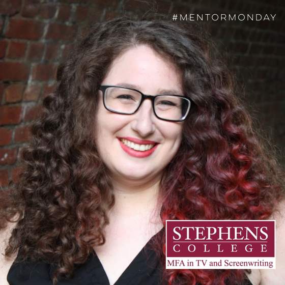 #MentorMonday 2 - Bri Castellini - Stephens College MFA in TV and Screenwriting