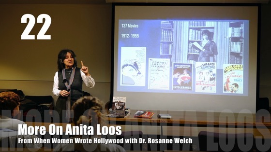22 More On Anita Loos from