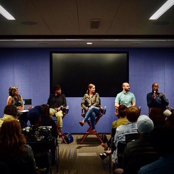Location as Character: The Craft of Writing Place Panel via Instagram