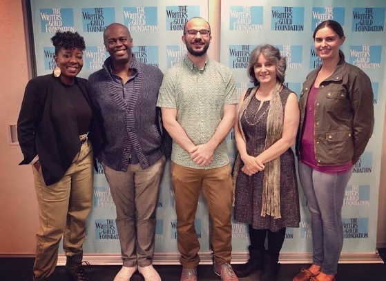 Listen To The Podcast: Location as Character: The Craft of Writing Place Panel Panel at The Writers Guild Foundation [Audio]