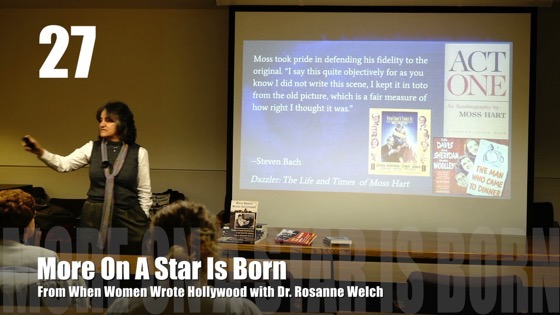 27 More On A Star Is Born from