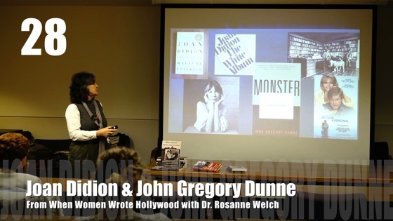 28 Joan Didion and John Gregory Dunne from