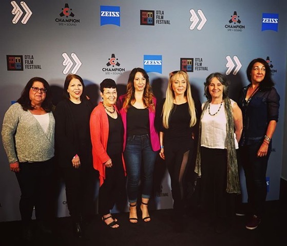 DTLA Film Festival panel discussion, Privileged Characters: How to recognize and avoid implicit bias in your screenwriting via Instagram