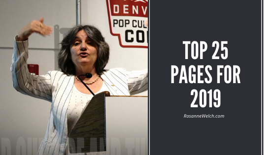 Top 25 Pages for 2019
