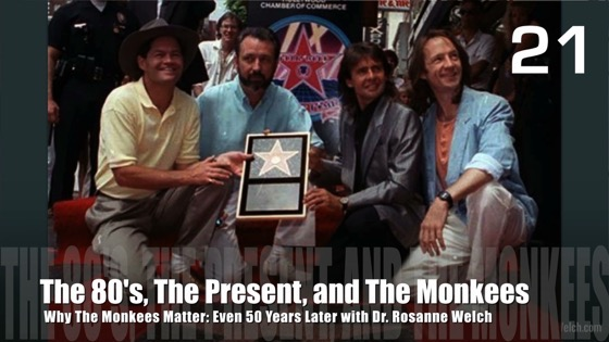 </p>  <p>0:20 / 1:09 21 The 80's, The Present, And The Monkees from