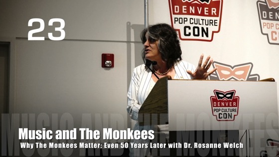 23 Music and The Monkees from