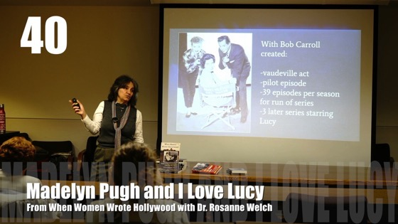 40 Madelyn Pugh and I Love Lucy from