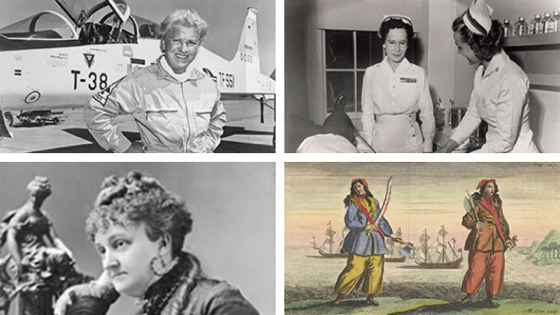Women's History Month: Fascinating Females You Should Know