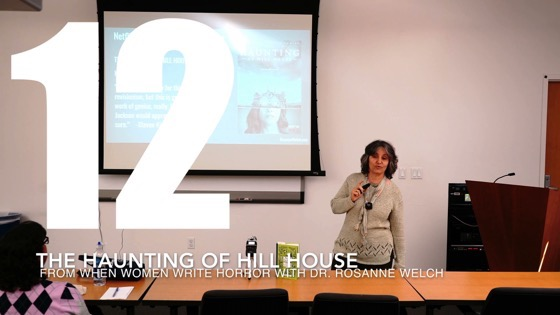 12 The Haunting of Hill House from When Women Write Horror with Dr. Rosanne Welch