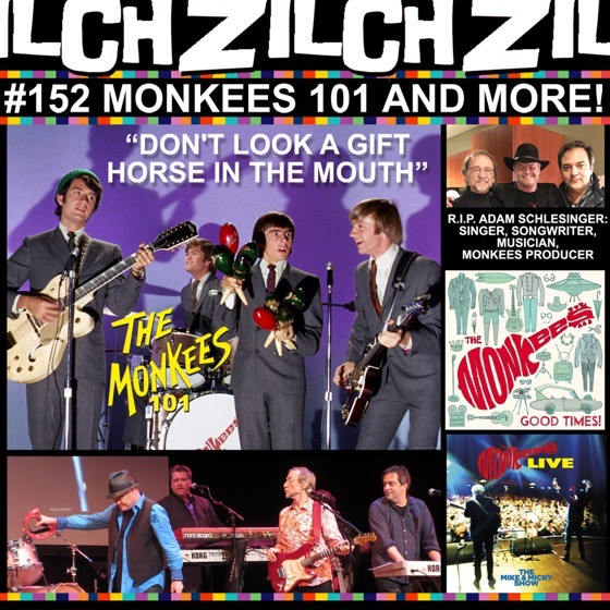 "Drs. Rosanne Welch and Sarah Clark discuss ""Don't Look a Gift Horse in the Mouth"" on the Zilch Podcast's Monkees 101 Series [Audio]"