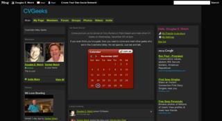 CVGeeks screen shot