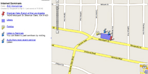 Google MyMaps Screen Shot