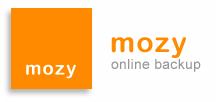 Mozy Backup Logo