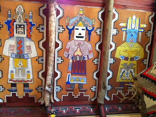 Antelope Valley Indian Museum Trip