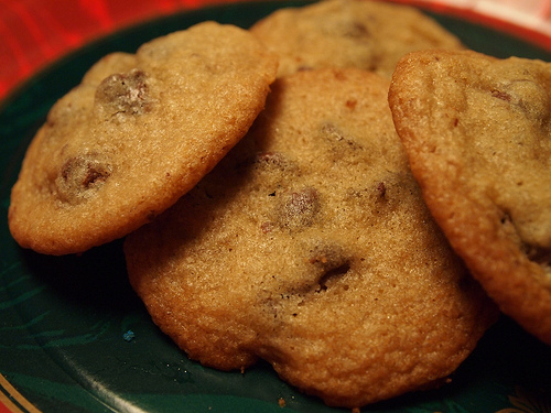 On the 3rd day of cookies my oven brought to me…