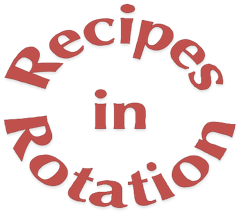 Recipes in Rotation: Turkey Curry with potatoes and sweet potatoes