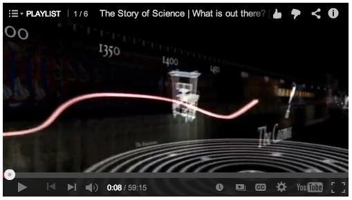 TV Worth Watching 2: The Story of Science from BBC (6 parts)